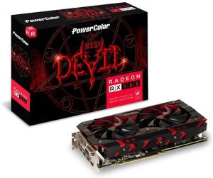 PowerColor Radeon RX  580 8GB Red Devil