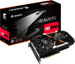 Gigabyte Radeon RX580 8GB AORUS XTR