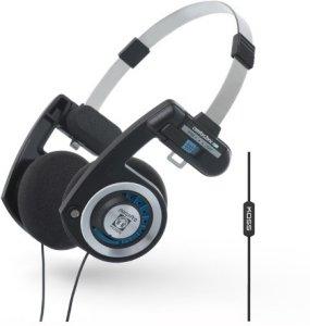 Koss Porta Pro Remote on ear hodetelefoner (hvit