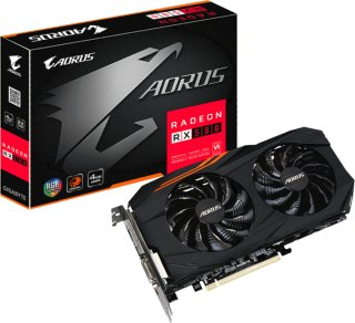 Gigabyte Radeon RX580 AORUS 4GB