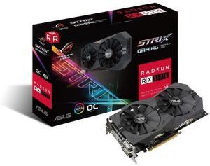 Asus Radeon RX 570 Strix OC 4GB