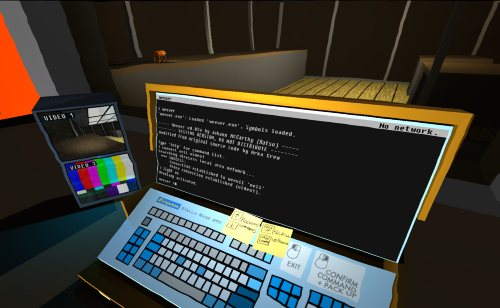 Quadrilateral Cowboy til PC