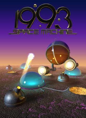 1993: Space Machine til PC