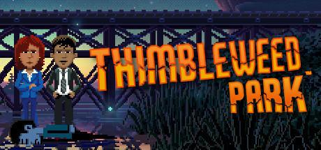 Thimbleweed Park til PC