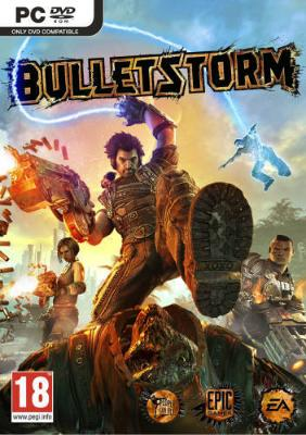 Bulletstorm til PC