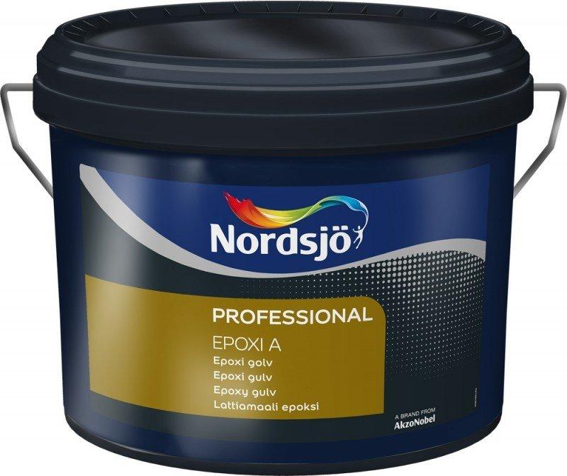 Nordsjö Professional Epoxi Gulv A+B (4 liter)