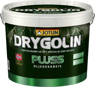 Drygolin Pluss Oljedekkbeis (9 liter)