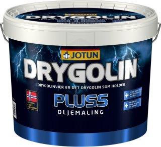 Drygolin Pluss Oljemaling (9 liter)