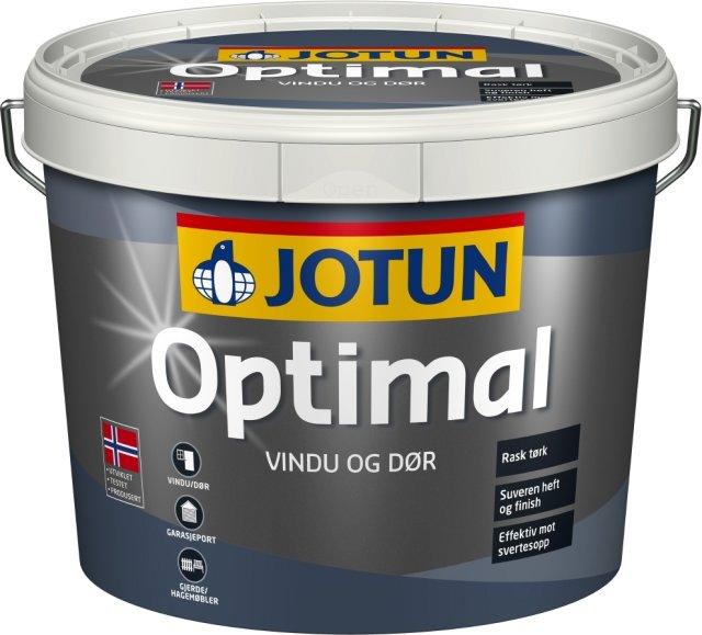 Jotun Optimal Vindu og Dør (2,7 liter)