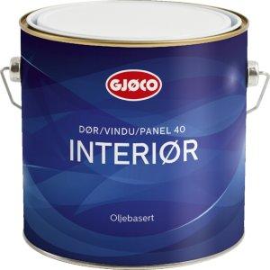 Interiør 40 (2,7 liter)
