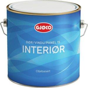 Interiør 15 (2,7 liter)