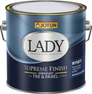 Lady Supreme Finish 15 (2,7 liter)