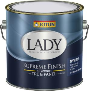 Jotun Lady Supreme Finish 15 (3 liter)
