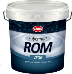 Gjøco Matt Rom (3 liter)