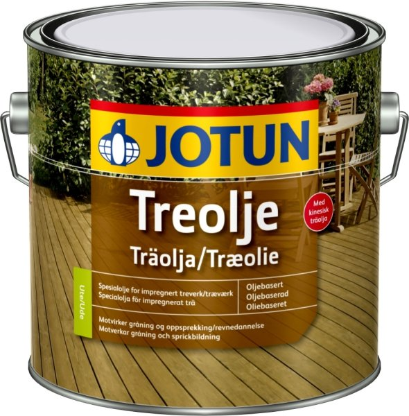 Jotun Treolje Gylden (2,7 liter)