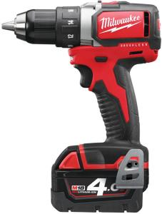 Milwaukee M18 BLDD-402C (2x4,0Ah)