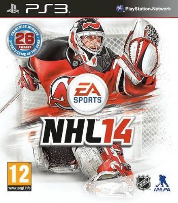 NHL 14 til PlayStation 3