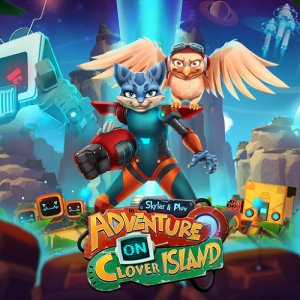 Skylar & Plux: Adventure on Clover Island til Xbox One