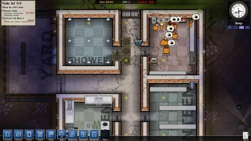 Prison Architect til PC