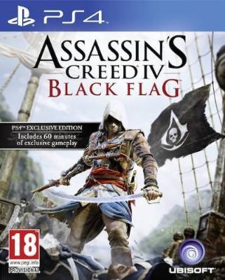 Assassin's Creed IV: Black Flag til Playstation 4
