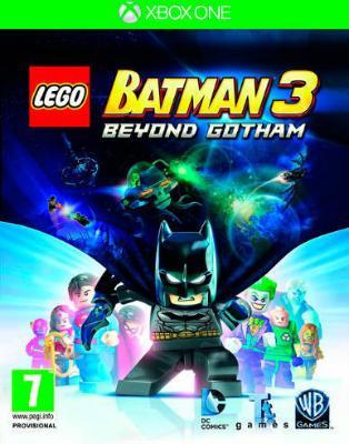 LEGO Batman 3: Beyond Gotham til Xbox One