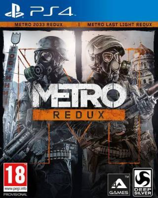 Metro Redux til Playstation 4