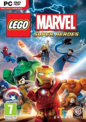 LEGO Marvel Super Heroes til PC