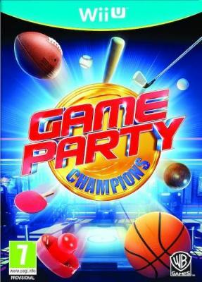 Game Party Champions til Wii U