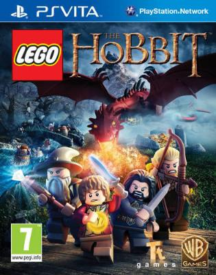 LEGO The Hobbit til Playstation Vita