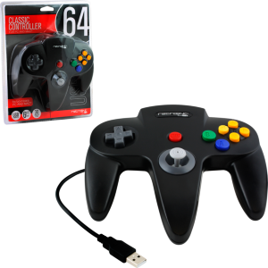 N64 Classic Controller