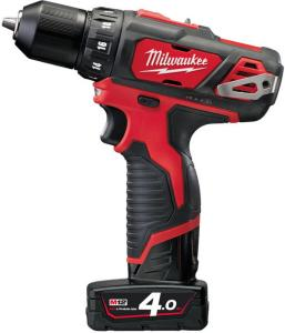 Milwaukee M12 BDD-402C (2x4,0Ah)