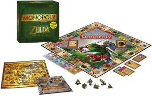 Monopol: The Legend of Zelda
