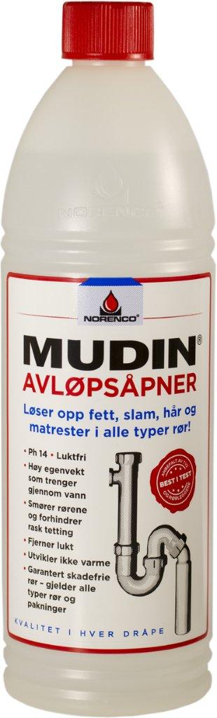 Norenco Mudin Avløpsåpner