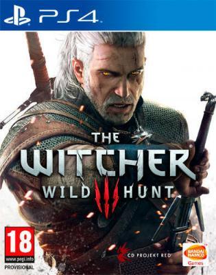 The Witcher 3: Wild Hunt til Playstation 4