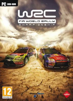 WRC: FIA World Rally Championship til PC