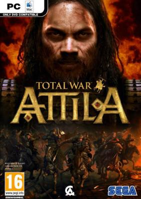 Total War: Attila til PC