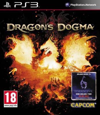 Dragon's Dogma til PlayStation 3