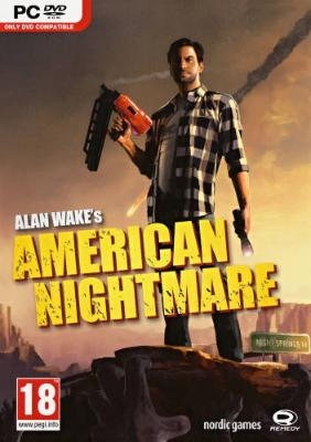 Alan Wake's American Nightmare til PC