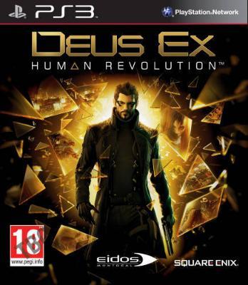 Deus Ex: Human Revolution til PlayStation 3