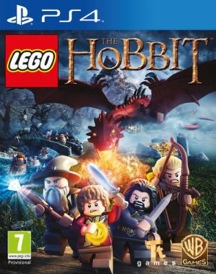 LEGO The Hobbit til Playstation 4