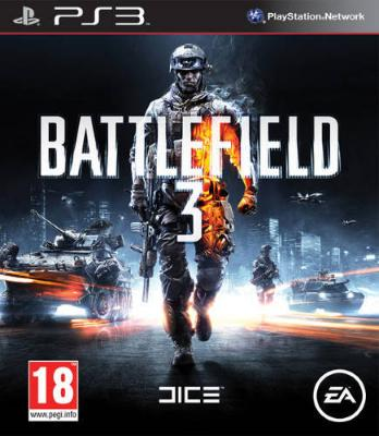 Battlefield 3 til PlayStation 3