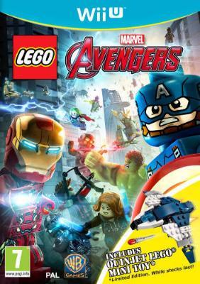 LEGO Marvel's Avengers til Wii U
