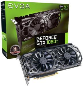 EVGA GeForce GTX 1080 Ti SC Gaming Black