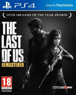 The Last of Us Remastered til Playstation 4