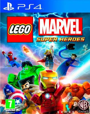 LEGO Marvel Super Heroes til Playstation 4