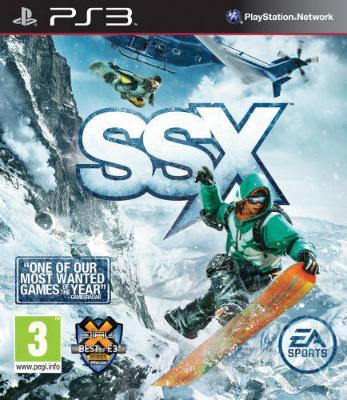 SSX til PlayStation 3