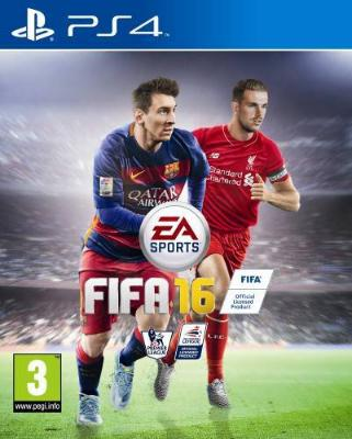 FIFA 16 til Playstation 4
