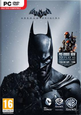 Batman: Arkham Origins til PC