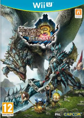 Monster Hunter 3 Ultimate til Wii U
