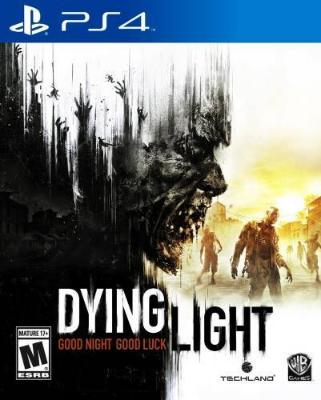 Dying Light til Playstation 4